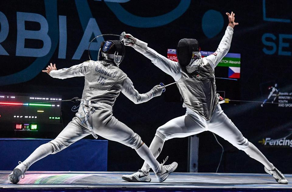 Alexander Choupenitch, Foto: FIE - International Fencing Federation